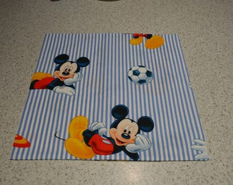 KIDS REMOVABLE COVER 40 X 40 CM CUSHION COVER