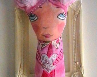 Doll Girl room decor