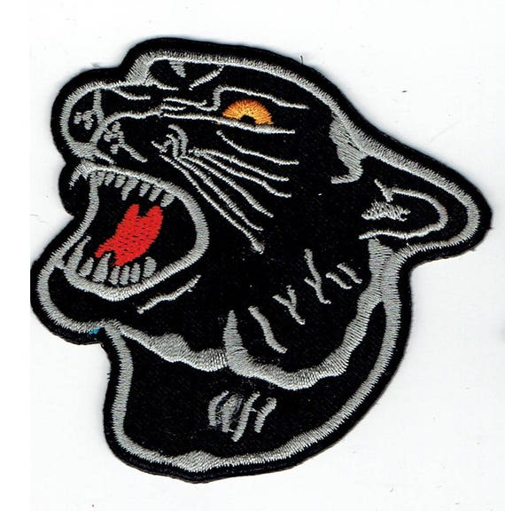 """Patch fusible trendy motive """"Tiger"""""""