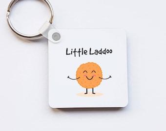 Little Laddoo Keyring