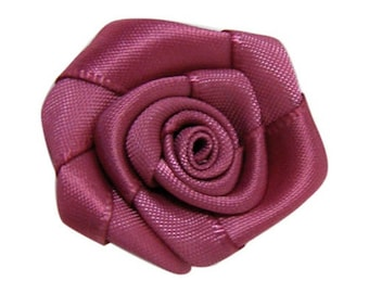 5xRose sewing or craft Ribbon 20mm.