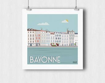 Bayonne poster