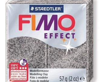 Fimo Effect 57 g - granite N 803 - Ref 68020803 - while quantities last!