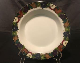 Dansk Cornucopia Soup Bowl