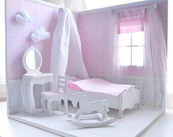 Diorama for Blythe