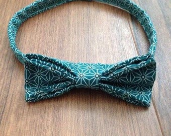 Bow tie adjustable man and child