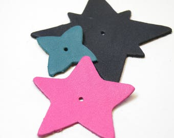 Set of 15 star