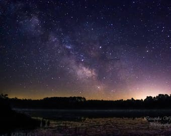 Summer Starry Night