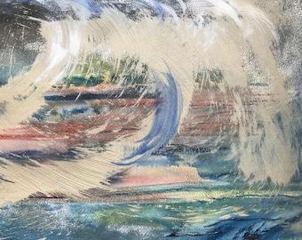 Boat Waving