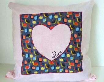 Customizable 40x40cm Cushion cover
