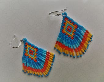 new my creation is handmade earrings ethnic new