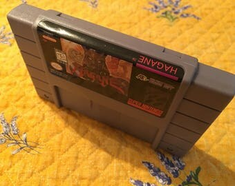 Hagane NTSC-U SNES *Repro* cart only