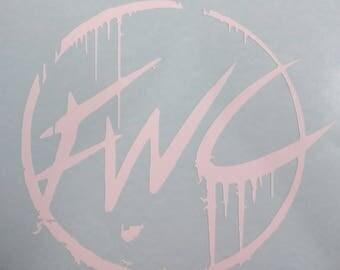 Destiny Future War Cult Faction Vinyl Decal