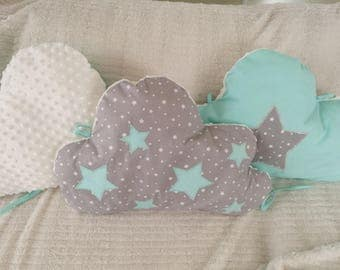 Cloud 3 bed pillows for pre-order only