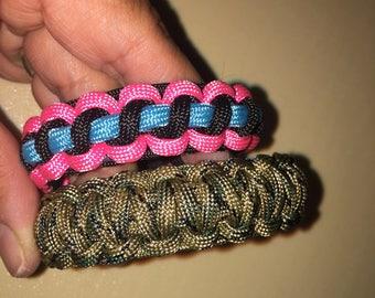 Extra Thick Survival Bracelet