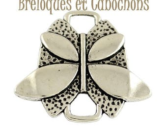 1 connector jewelry Dragonfly 32mm