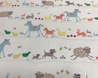 Animals Small Mini Design - horse, sheep, dog, duck, rabbit