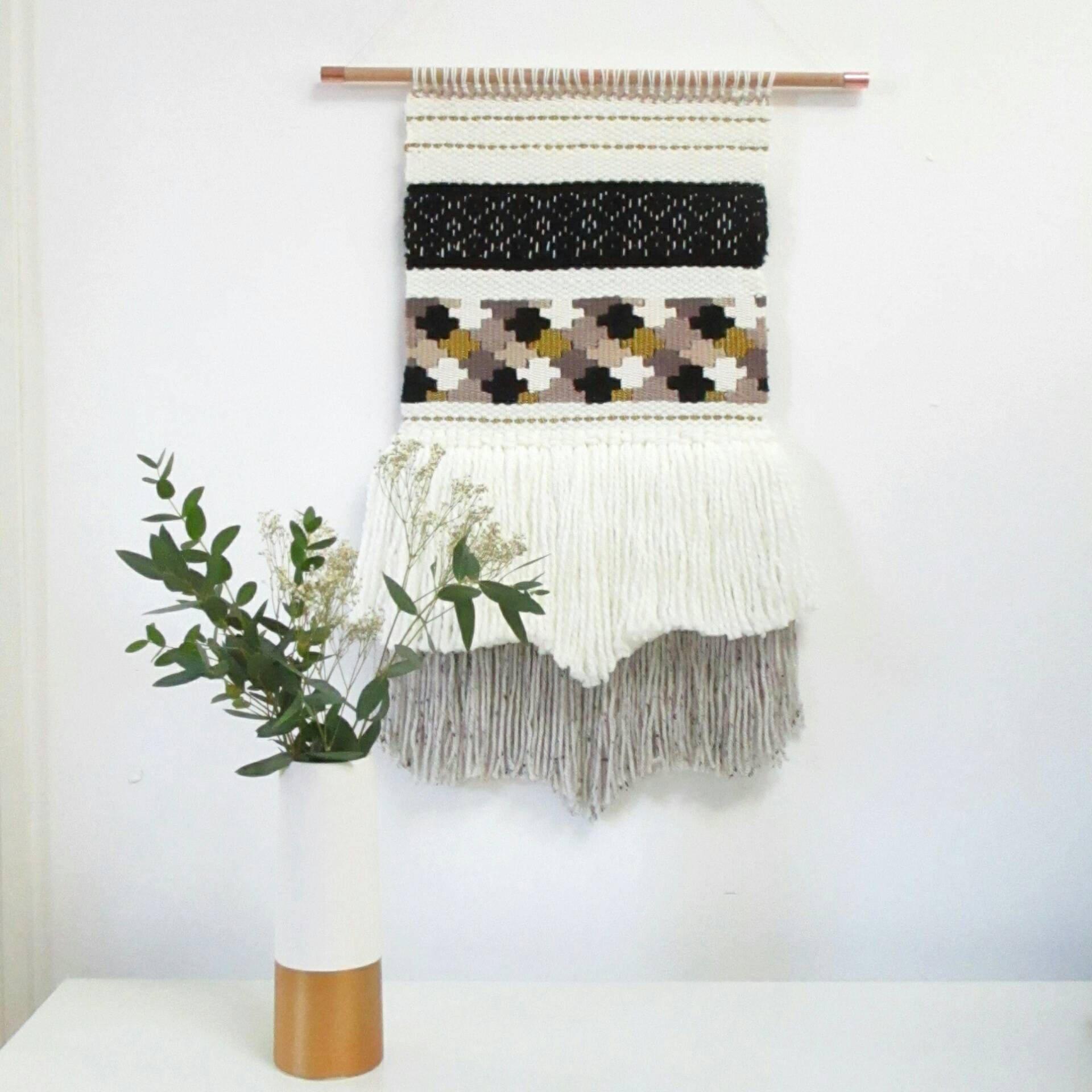 deco murale graphique best id e peinture un mur graphique prima avec id e motif peinture mur. Black Bedroom Furniture Sets. Home Design Ideas
