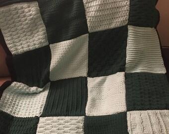 Stitch Sampler Blanket