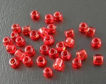 Red Rock 10gr ♥ transparent 2mm♥