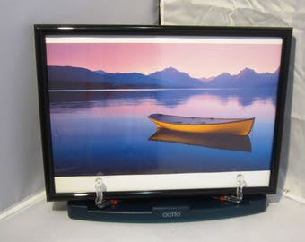 Ken Duncan photograph print Solitude, Lake McDonald, Montana, USA - framed