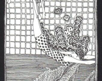 Diving Girls