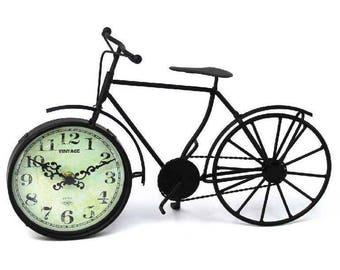 Bike Clock - Black