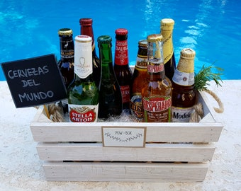 POW-Cervezas MUNDO: