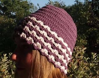 Bohemian crochet Hat