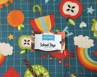 School Days layer cake