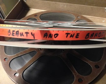 Beauty and the Bandit (1946) Gilbert Roland Movie 16mm Film Reel