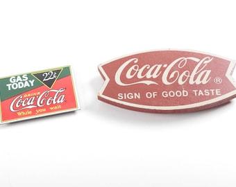 Vintage Coca Cola Magnets