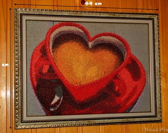 Coffee Love Beaded picture