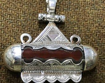 Tribal African pendant