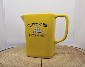 Advertising jug Cutty Sark-advertising pitcher Cutty Sark