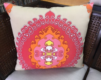 Large Sunbrella Pillow