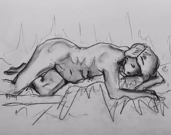 Life drawing I - 2016