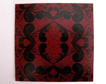 Dark Winter Tapestry