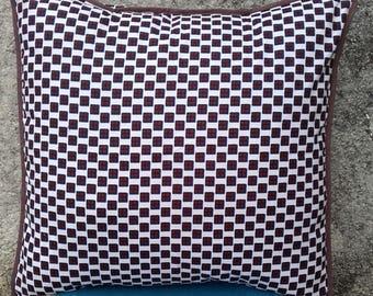 Wax 40 X 40 square Cushion cover