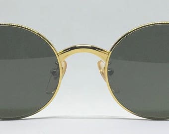 Charme 7520 / Vintage Sunglasses / Brand New / Unworn / Hand Made In Italy
