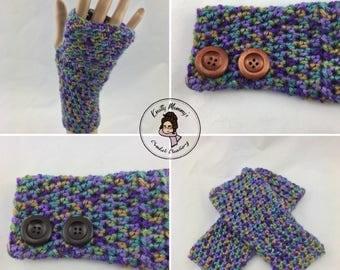 Fingerless gloves / Hand warmers
