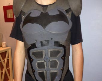 Batman torso armour , Arkham origins inspired.  Look great at any cosplay event
