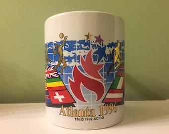 Atlanta 1996 Olympics Mug