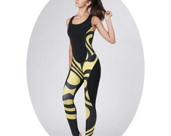Woman yoga, yoga set, Yoga wear, Cutted leggins, Yoga bra, yoga suit, fitness suit, Yoga clothing, sport suit, gym suit, festival leggings