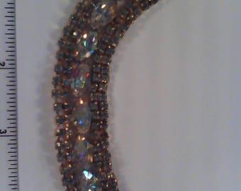 Aurora Borealis necklace