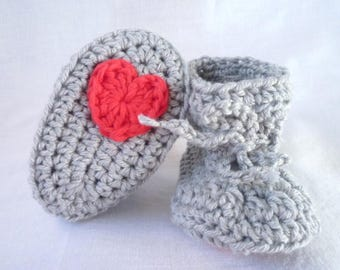 Baby Booties. Scarpe crochet. Slippers. Crochet baby shoes. Mary Jane shoes. Baby Girl crochet shoes. Ballerina Crochet.