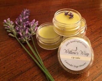 Lavender-Sage Dreams Lip Balm