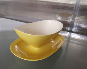 Royal Sphinx, Maastricht, Holland - Gravy boat - Vintage - 1960's