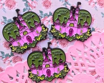 Disneyland Castle Disney Pin