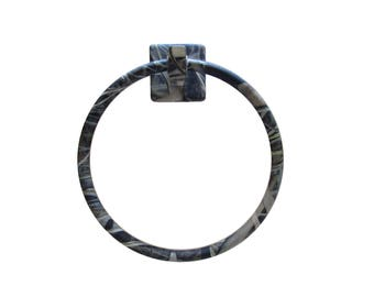 ARISTA Stainless Steel Camouflage Towel Ring